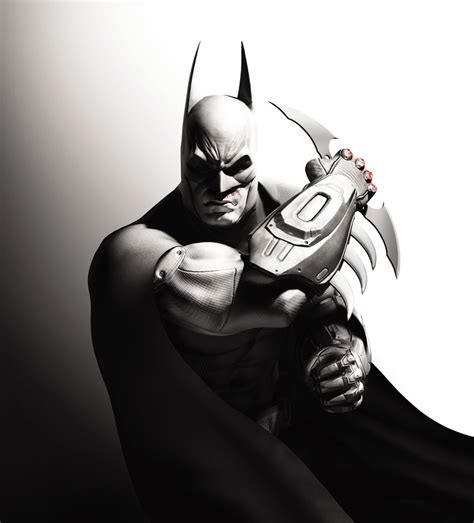 Shifunkle Amazing Batman Artwork For Arkham City