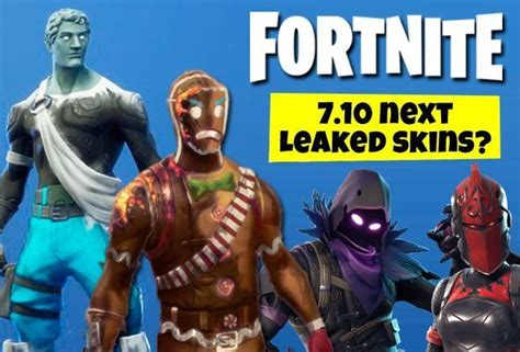 fortnite  leaked skins  season  shop items today