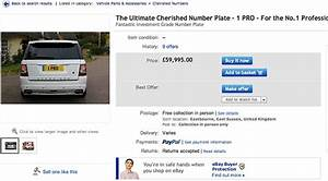 The number plate for the ultimate professional: 1PRO ...