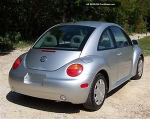2001 Volkswagen Beetle Gls - 5 Speed Manual