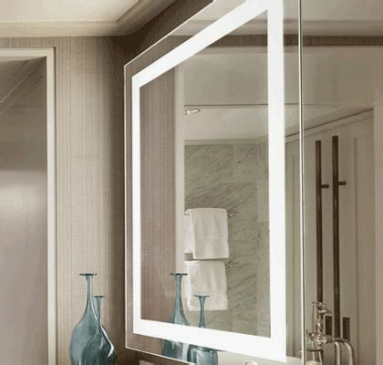 Electric Mirror   Integrity Lighted Mirror