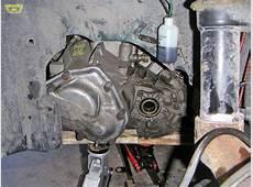 11022006 Saab NG900 Manual Transmission Installation