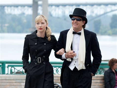 timothy hutton show leverage timothy hutton and beth riesgraf interview leverage collider
