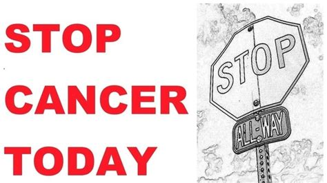 Petition · Stop Cancer Today. Universal Cancer Strategy