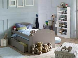 Deco Chambre Garcon 8 Ans : deco chambre garcon bleu et gris ~ Teatrodelosmanantiales.com Idées de Décoration
