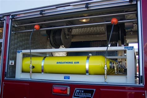 Custom Mobile Air Trucks - FIFE Fire and Rescue - Safe Air
