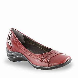 hush puppies women39s burlesque ballerina shoes With womens work shoes for concrete floors