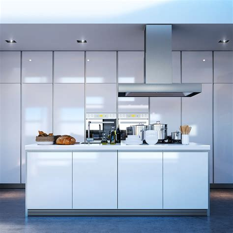 white kitchen ideas with island 20 kitchen island designs White Kitchen Ideas With Island
