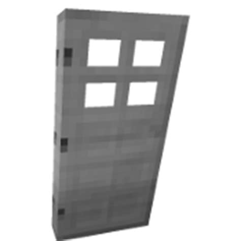 minecraft iron door doors minecraft guides
