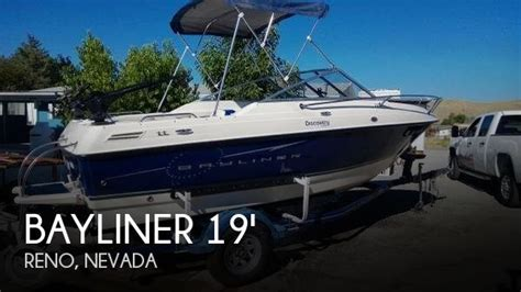 Boat Sales Reno by For Sale Used 2007 Bayliner 192 Discovery In Reno Nevada