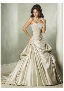 wine wedding dress chagne colored wedding dresses