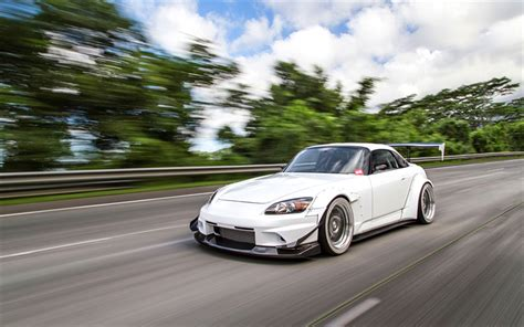 Honda Brio 4k Wallpapers by Wallpapers Honda S2000 4k Stance Road White