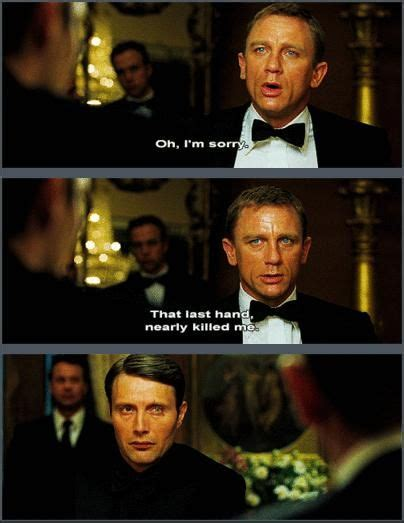Casino Movie Memes - 17 best images about best bond moments on pinterest casino royale dinner jackets and skyfall