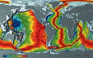 earth science guy interactive plate tectonics animations With how did scientists determine the age of the ocean floor
