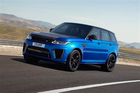 rang rover sport range rover sport 2018 my and p400e phev by car magazine