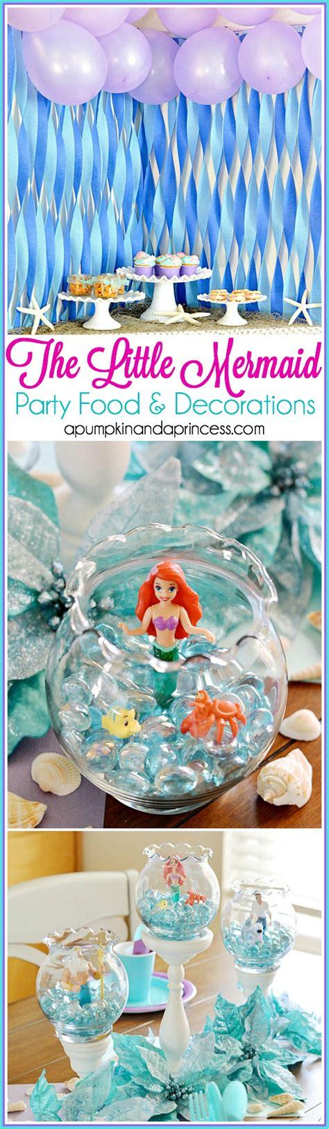 the mermaid a pumpkin and a princess
