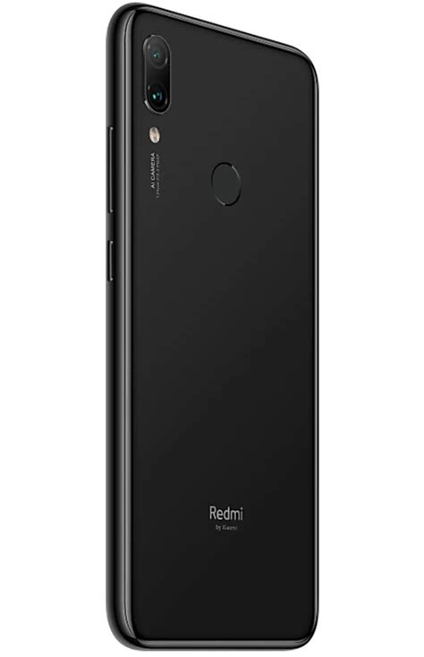 Xiaomi Redmi Note 7 with Dual rear camera setup