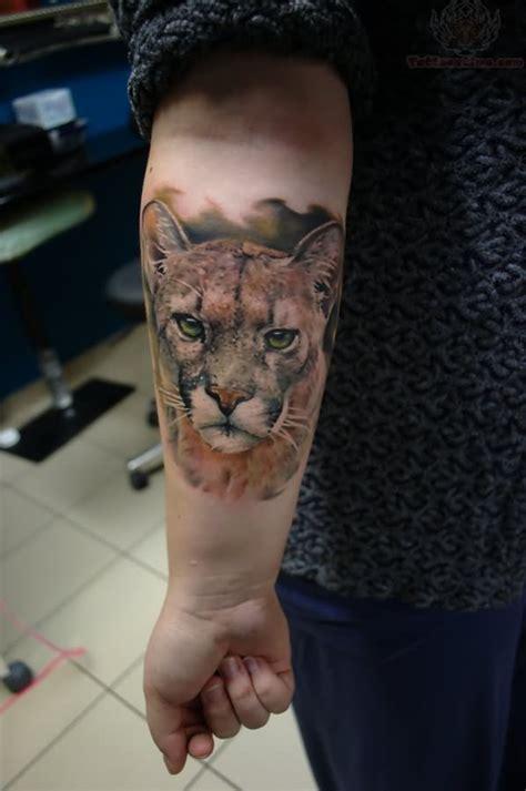 puma tattoo images designs