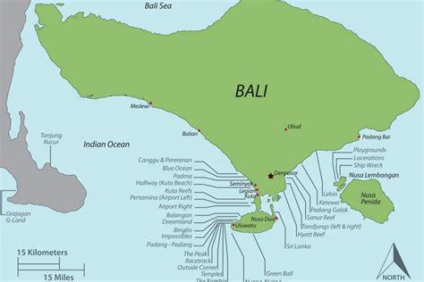 medewi beach bali map bali indonesia holiday
