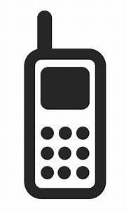 HD Cell Phone Logo Vector Image » Free Vector Art, Images ...