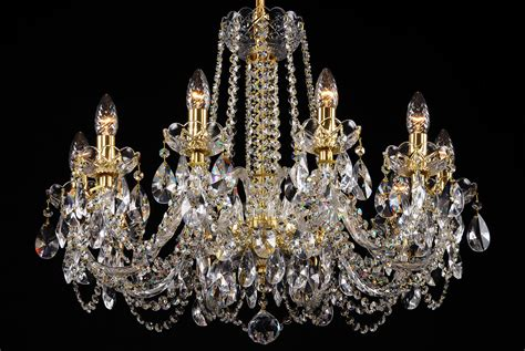 a chandelier with gold coloured metal suitable for