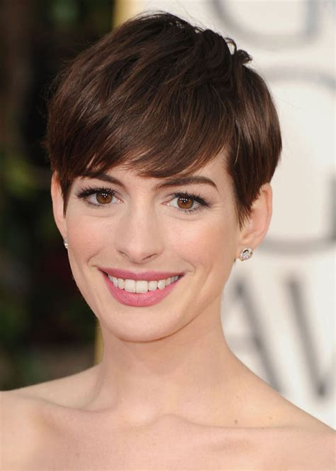 Many women are tempted to cut their naturally curly hair shorter for summer but hesitate, wondering if they are going to have. Red Carpet Hair Trends - Golden Globe Awards 2013 - Hair ...