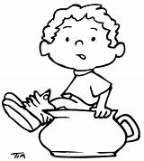 Potty Training Clipart Clip Pipi Colorear Para Boys Train Child Regression Diapers El Mamas Clever Dibujos Dia Aprendiendo Hacer Library sketch template