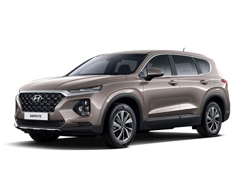 Hyundai 2019 : All-new, 2019 Hyundai Santa Fe Matures, Gets Diesel Engine