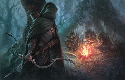 Lotr Lcg Deck Building 101 by Deck Spotlight Dunedain Draw Tales From The Cards