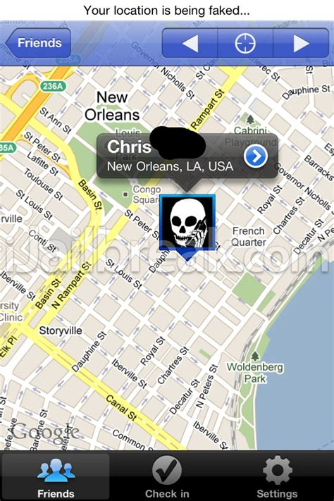 iphone spoof location quelques liens utiles