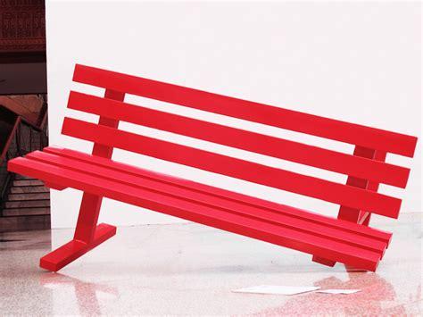 Red Bench — Faisal Habibi