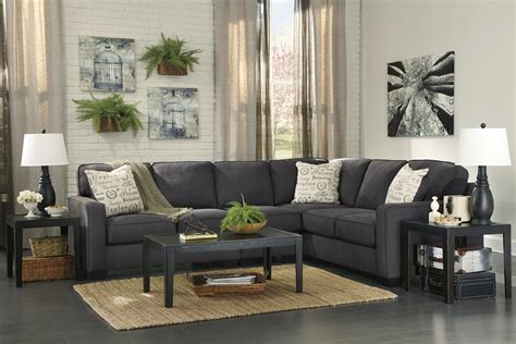 sectionals upholstered furniture decor showroom