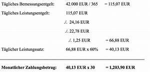 Arbeitslosengeld Berechnen : berechnung arbeitslosengeld so berechnen sie ihr arbeitslosengeld ~ Themetempest.com Abrechnung