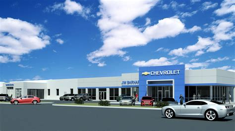 Jim Barnard Chevrolet Is A Churchville Chevrolet Dealer