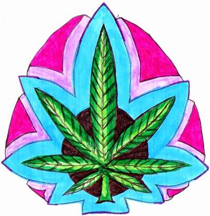 Weed Symbol Clipart Dank Drawing Magic Clipartion