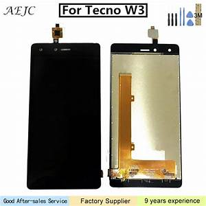 2020 For Tecno W3 Lcd Display With Touch Screen Digitizer