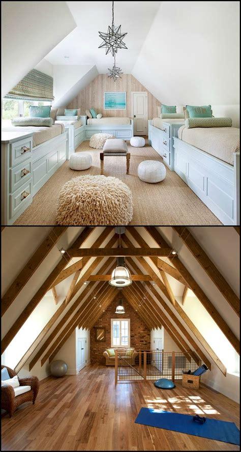 beautiful attic design ideas tiny home attic rooms