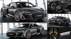 Audi R8 V10 Decennium (2019) - pictures, information & specs