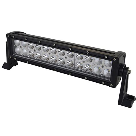 13 5inch 72w led light bar for work driving boat car truck