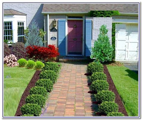 low maintenance landscaping ideas for front yard 32 best images about garden sheds potting flowers on pinterest front yard landscaping front
