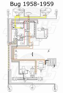 51 Bel Air Wiring Diagram