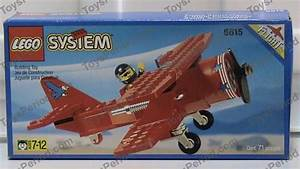 Lego 6615 Eagle Stunt Flyer Set Parts Inventory And