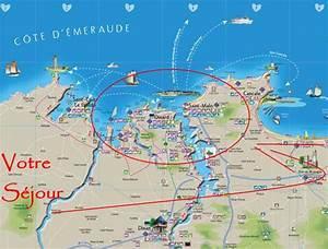 Dinard Saint Malo : circuit p destre saint malo dinard agence voyages ~ Mglfilm.com Idées de Décoration