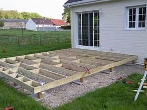 fabriquer sa piscine en beton 13 construire terrasse en With fabriquer sa piscine en bois