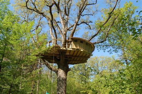 chambre cabane dans les arbres cabane dans les arbres vernou la celle seine et marne