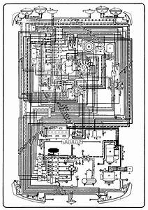 1972 Vw 411 Us Version Wiring Diagram By Acvwsa