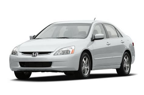 2005 Honda Accord Overview