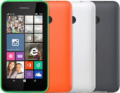 nokia lumia 530 pictures official