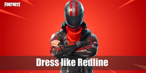 dress  redline fortnite costume  cosplay halloween