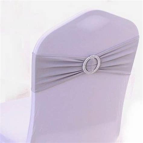 noeud de chaise mariage pas cher noeud de chaise mariage lycra gris pas cher déco accessoires salle de mariage un jour spécial